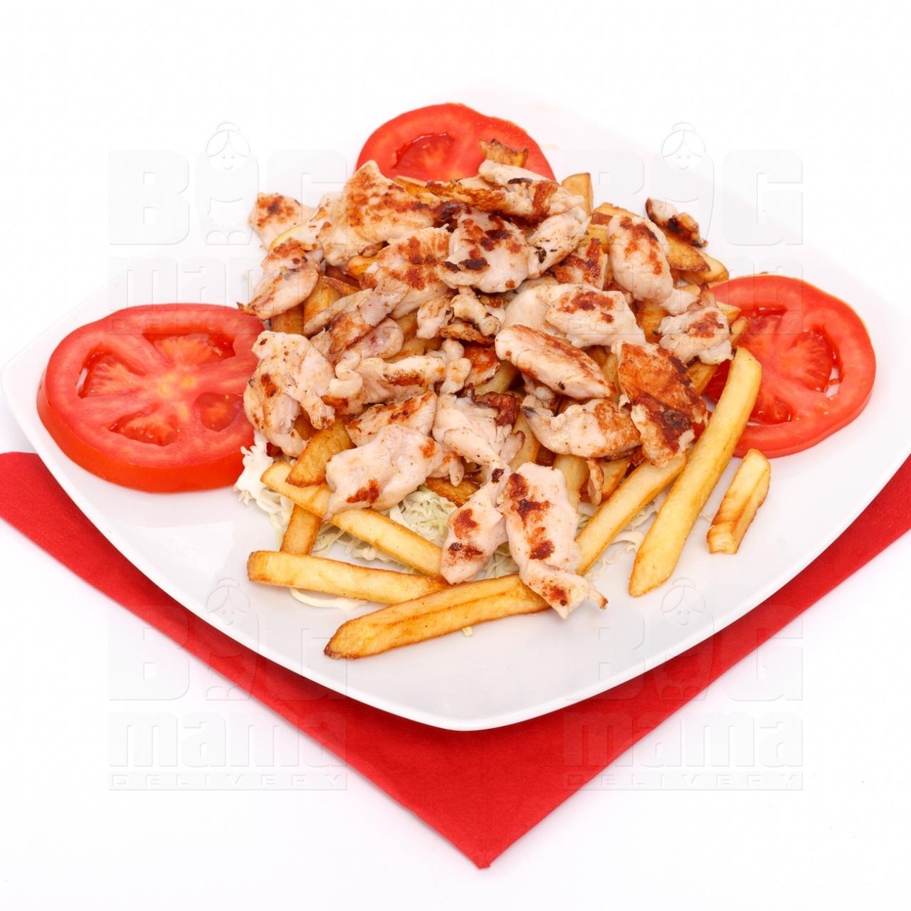 Product #12 image - Kebab mare cu sos