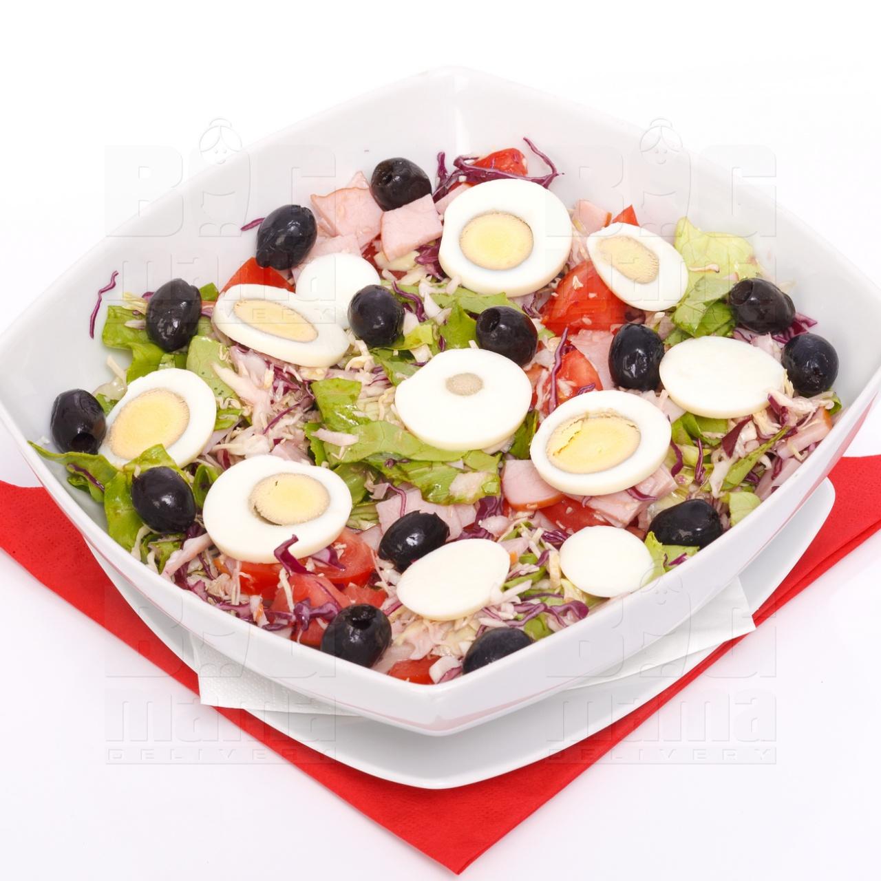 Product #168 image - Salată Big Mama 1/2 porție