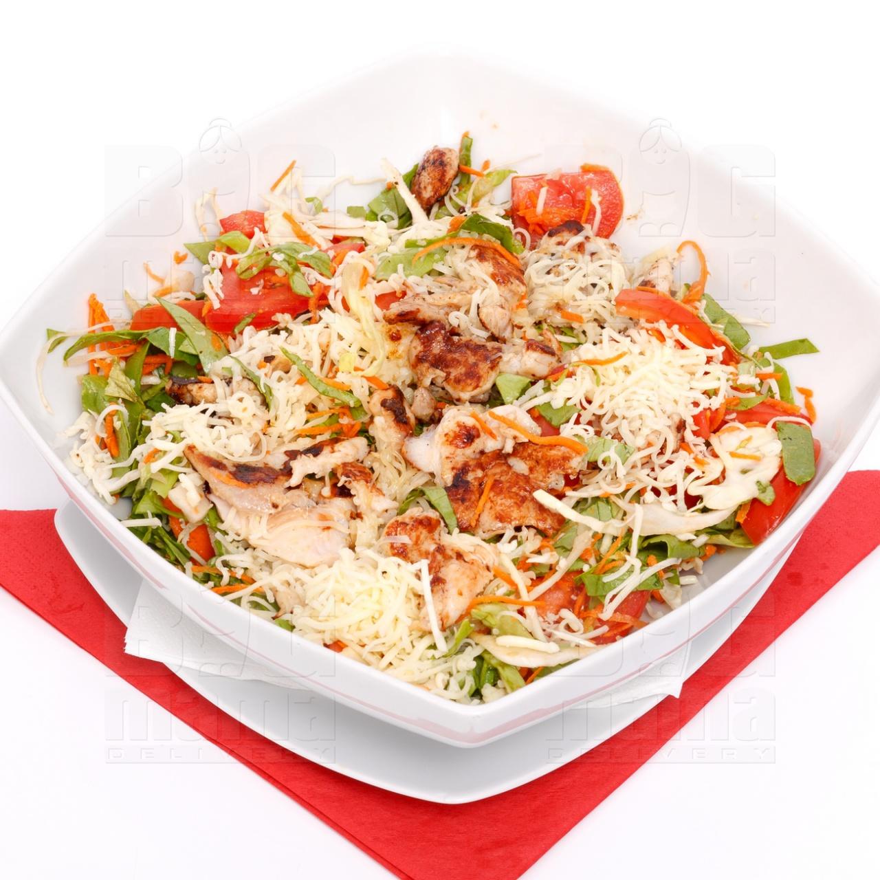 Product #169 image - Salată Cezar, 1/2 porție