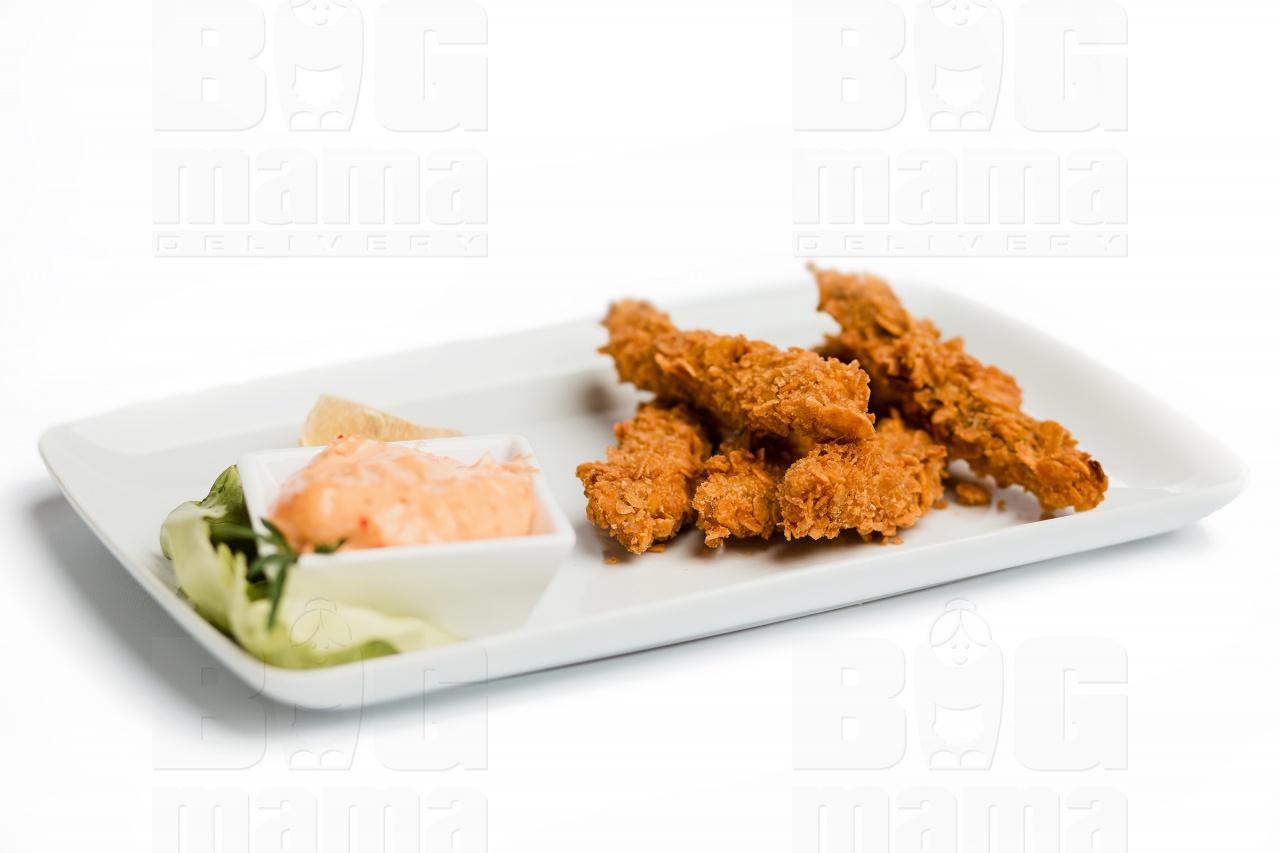 Product #202 image - Crispy fish